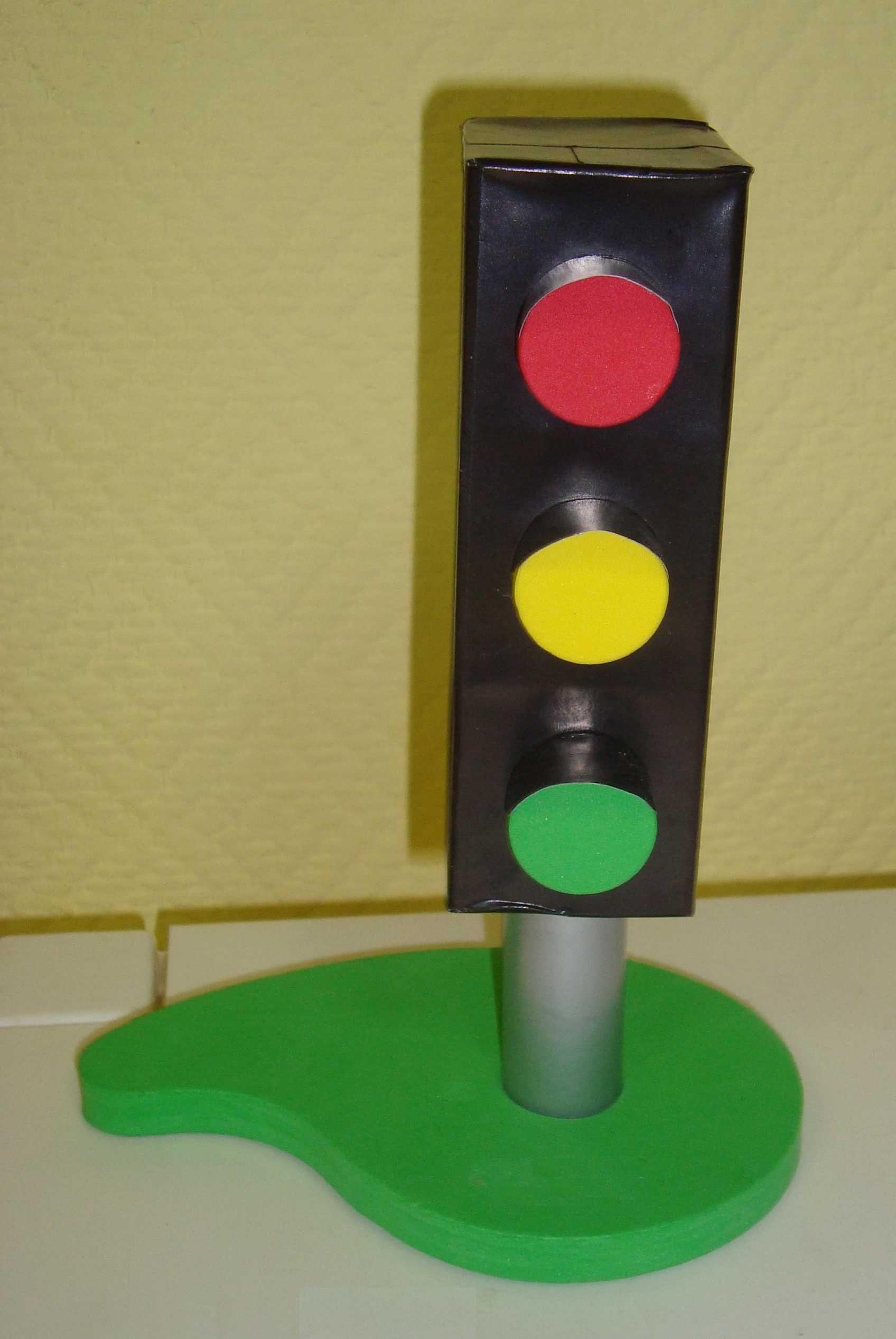 Какие бывают светофоры?